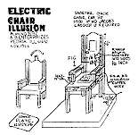 electric chair plans